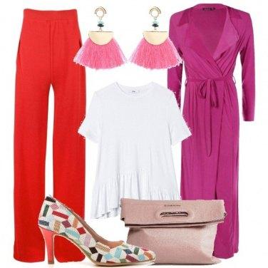 Outfit Accostamenti estroversi