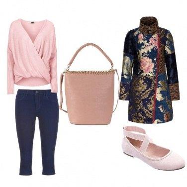 Outfit Che meraviglia di cappotto!!!