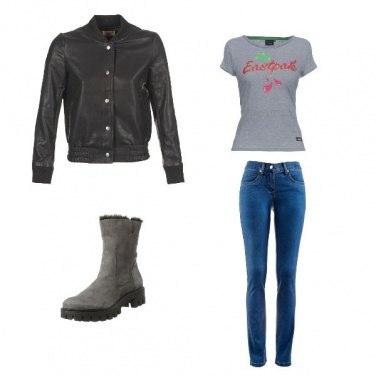 Outfit Basic #1573