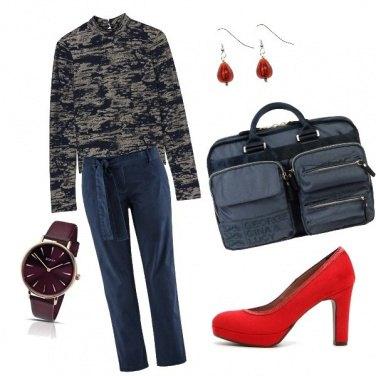 Outfit Comoda e grintosa