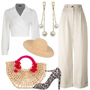 Outfit La borsa di tendenza