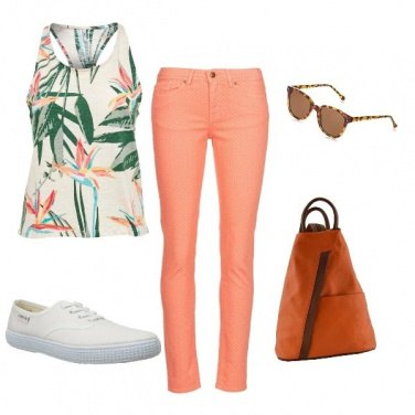 Outfit Vacanza in città