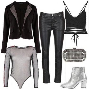 Outfit Rock a piccoli prezzi