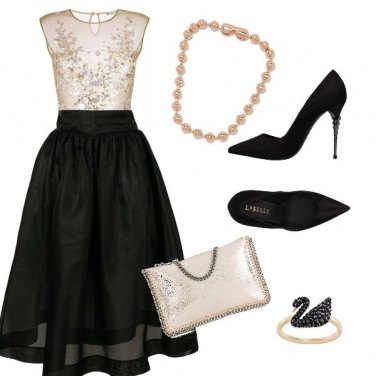 Outfit S.O.S. Eleganza !!