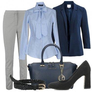 Outfit Formalità settimanale