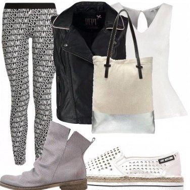 Outfit Stile libero