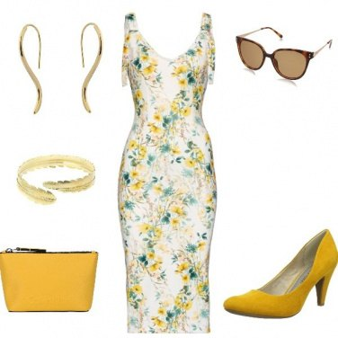 Outfit Spring wedding