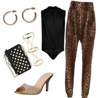Outfit Anima rock