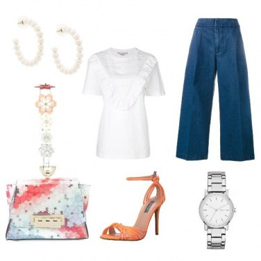 Outfit Happy aperitivo