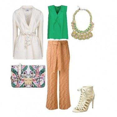 Outfit I colori della natura