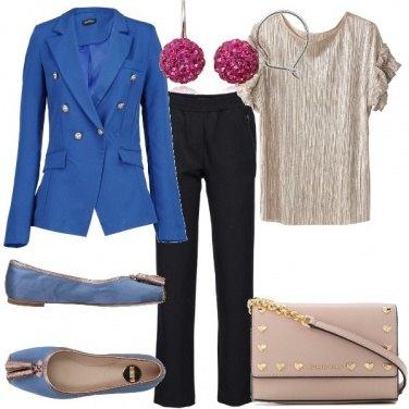Outfit Stile anche in ufficio