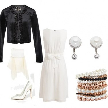 Outfit Mamma rock chic