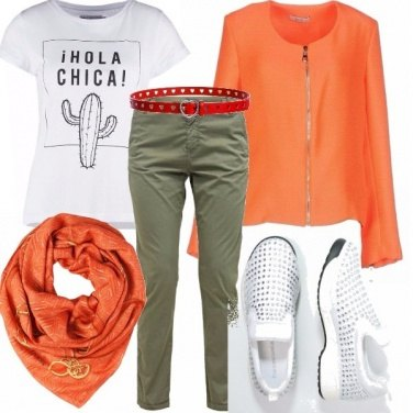 Outfit Casual color