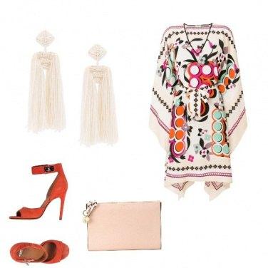 Outfit Etnica con stile