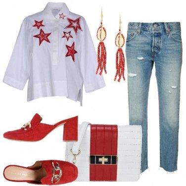 Outfit Brezza marina