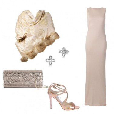 Outfit Chic&gold