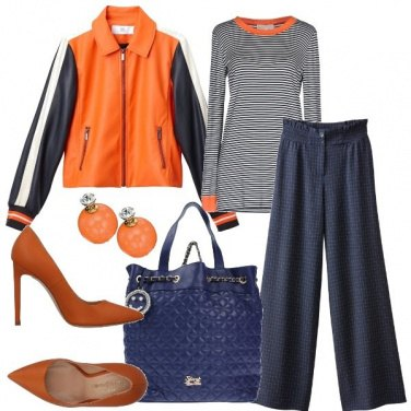 Outfit Mix and match colorato