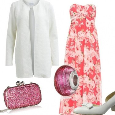 Outfit Cerimonia in due