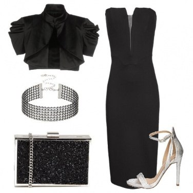 Outfit Little black dress