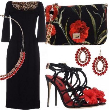 Outfit Roses