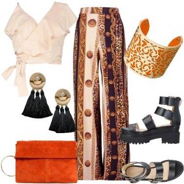 Outfit ispirazione Versace