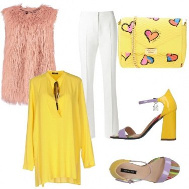 Outfit Colori trendy