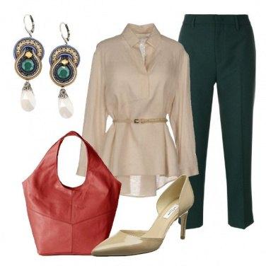 Outfit Cintura in vita