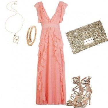 Outfit come una dea