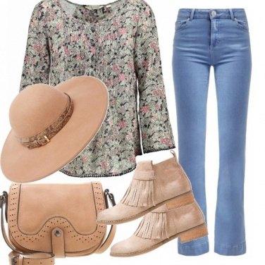 Outfit Un\'aria 70\'s