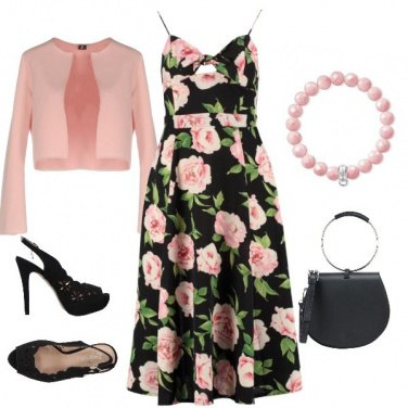 Outfit le rose addosso