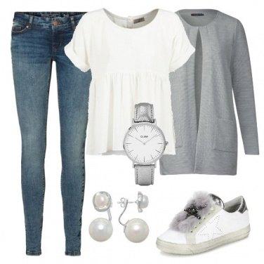 Outfit Un tocco di chic