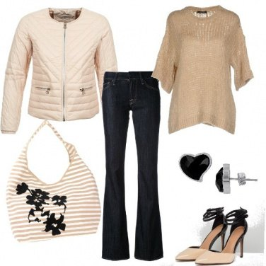 Outfit Sauvage