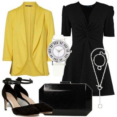 Outfit Orologio da pianista