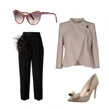 Outfit Giacca...my love