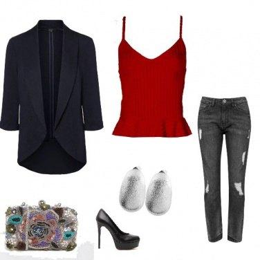 Outfit Borsa particolare