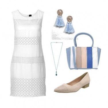 Outfit Colori tenui per la città