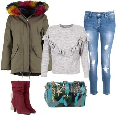 Outfit Stellette