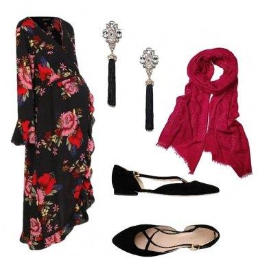 Outfit Bocciolo in fiore