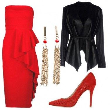 Outfit Serata festosa