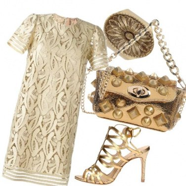 Outfit Oro.. Oro..