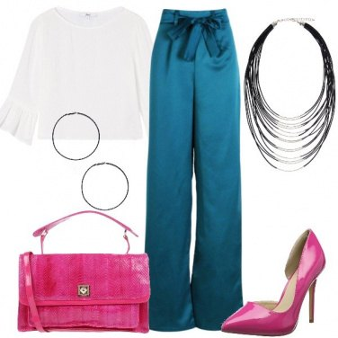 Outfit Chic e low cost