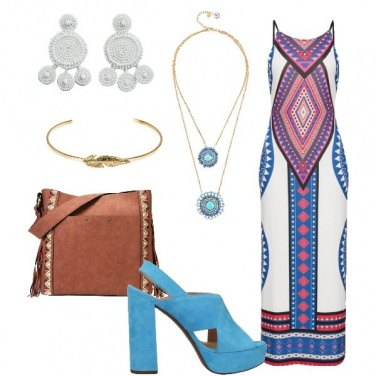 Outfit Ethnic style