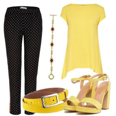 Outfit Carattere solare