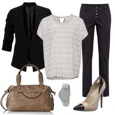 Outfit Un giorno in ufficio
