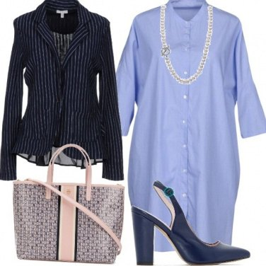 Outfit Semplice d\'effetto