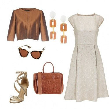 Outfit Festa con eleganza