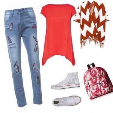 Outfit Fresca e senza pensieri