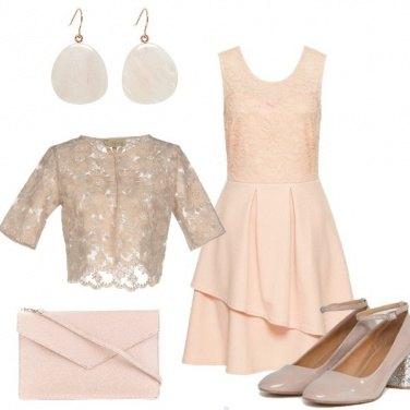 Outfit Pizzi e merletti
