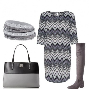 Outfit Stelle a zig zag
