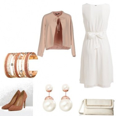 Outfit Pronta per il baby shower #by Marysol
